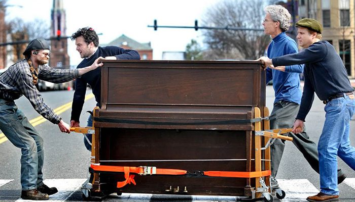 Best moving and storage piano price quotes