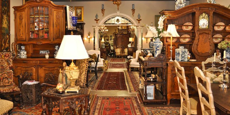 Miami moving service - antiques