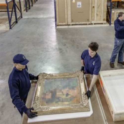 Best moving and storage fine art price quotes
