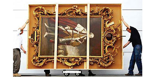 Safe moving the art object and best price moving quotes
