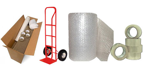 Best moving and storage moving supplies price quotes