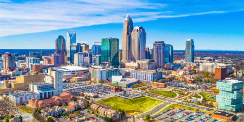 Best price moving in Charlotte quotes and storage