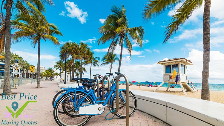Fort Lauderdale climate